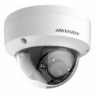 HIKVISION DS-2CE56H0T-VPITE 5 MP THD vandálbiztos fix EXIR dómkamera; OSD menüvel; PoC