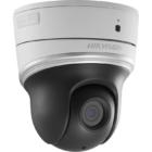 HIKVISION DS-2DE2204IW-DE3 2 MP EXIR mini IP PTZ dómkamera; 4x zoom