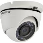 HIKVISION DS-2CE56C0T-IRMF 1 MP THD fix IR dómkamera; TVI/AHD/CVI/CVBS kimenet