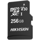HIKVISION STORAGE HS-TF-C1 Hikvision MicroSD kártya - 256GB microSDHC™, Class 10 and UHS-I, TLC ,V30