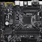GIGABYTE H370M Alaplap - Intel S1151