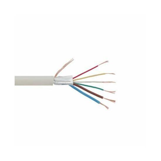 Riasztó kábel 0,22CU + 2x0,5CU