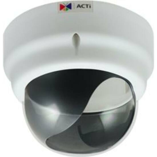 ACTI R701-70003 Dome Cover Housing with Transparent Dome Cover
