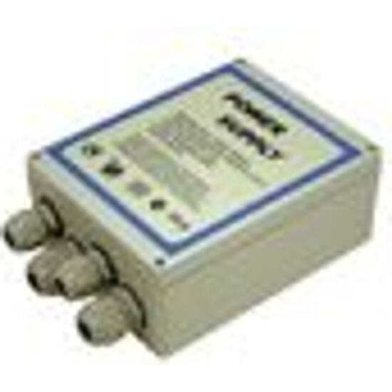ACTI PPBX-0001 Weatherproof Power Adapter AC 220~230V for CAM-65xx, CAM-66xx and TCM-6630
