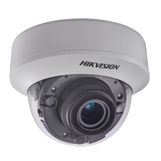 HIKVISION DS-2CE56H0T-ITZE 5 MP THD motoros zoom EXIR dómkamera; OSD menüvel; PoC