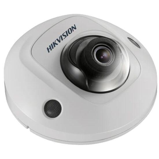 HIKVISION DS-2CD2525FWD-IS 2 MP WDR fix EXIR IP mini dómkamera; hangkimenet és mikrofon