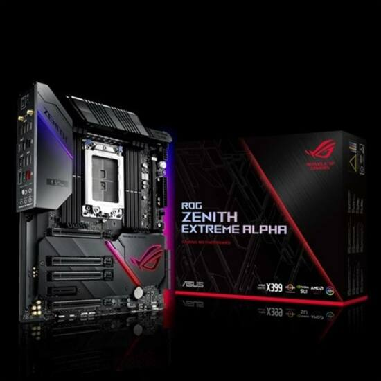 ASUS ROG Alaplap - Intel TR4