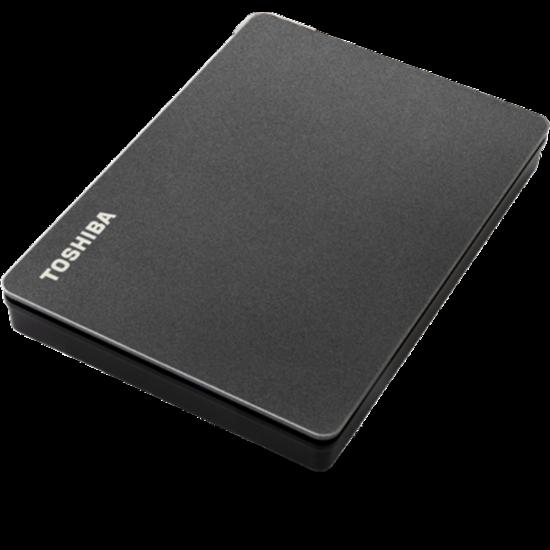"TOSHIBA HDTX140EK3CA Külső HDD 2.5"" - 4TB Canvio Gaming Fekete"