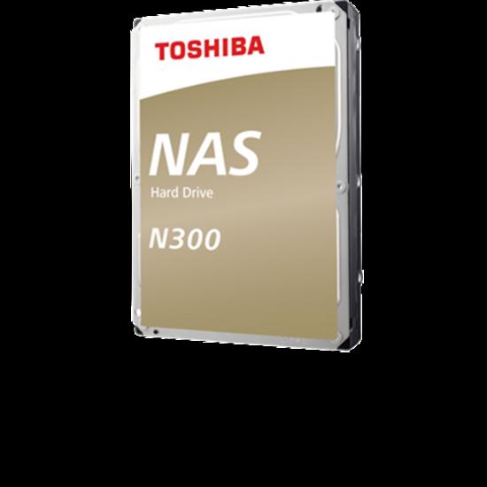 """TOSHIBA HDWQ140EZSTA Belső HDD 3.5"""" - N300 High-Reliability 4TB"""