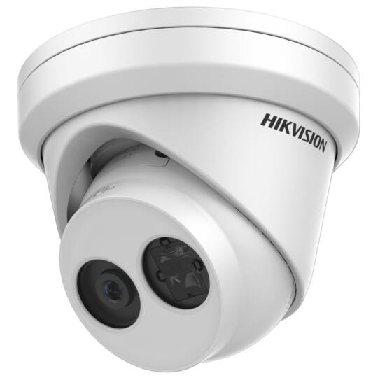 HIKVISION DS-2CD2323G0-IU 2 MP WDR fix EXIR IP dómkamera; beépített mikrofon