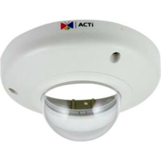ACTI R701-50001 Dome Cover Housing with Transparent Dome Cover