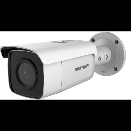 HIKVISION DS-2CD2T85FWD-I8-4MM 8 MP WDR fix EXIR IP csőkamera 80 m IR-távolsággal