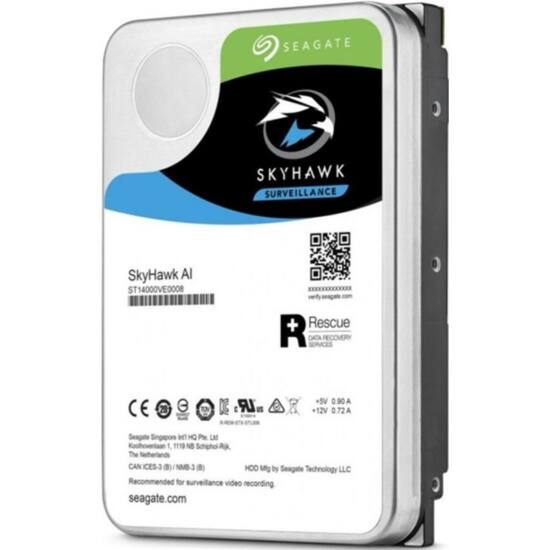 """SEAGATE ST10000VE0008 Belső HDD 3.5"""" 10TB"""