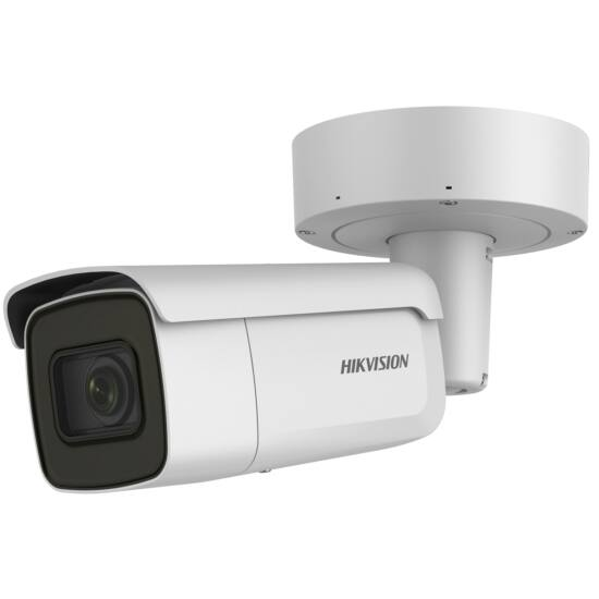 HIKVISION DS-2CD2665FWD-IZS 6 MP WDR motoros zoom EXIR IP csőkamera; hang be- és kimenet