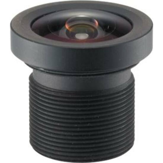 ACTI PLEN-0108 Fixed Focal f Fixed Iris F1.8, D/N, Board Mount Lens
