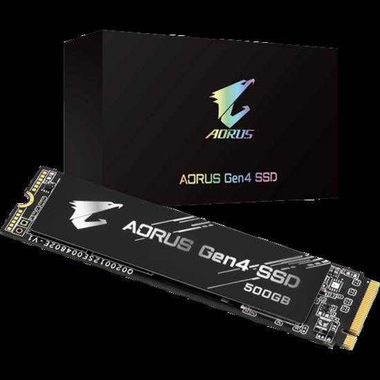 GIGABYTE GP-AG4500G SSD - 500GB AORUS