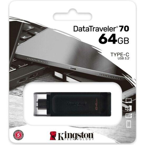 KINGSTON DT70-64GB Pendrive - Datatraveler