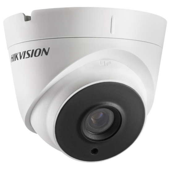 HIKVISION DS-2CE56D8T-IT3E 2 MP THD WDR fix EXIR dómkamera; OSD menüvel; PoC