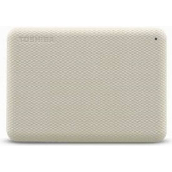 """TOSHIBA HDTCA10EW3AA Külső HDD 2.5"""" - 1TB Canvio Advance Fehér"""