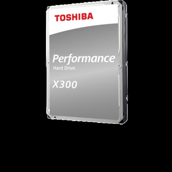 "TOSHIBA HDWR11AEZSTA Belső HDD 3.5"" - X300 High-Performance 10TB"