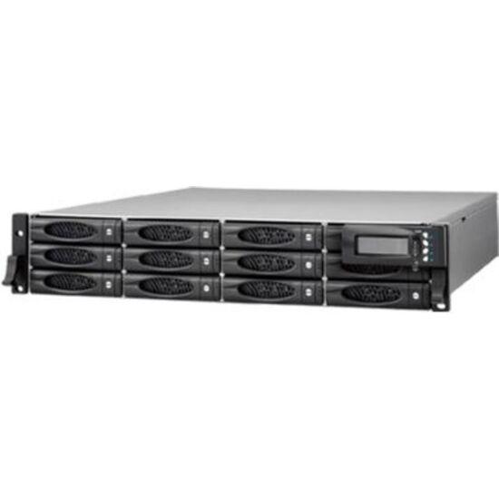 ACTI PSTR-0400 2U 12-Bay NAS RAID Storage Device
