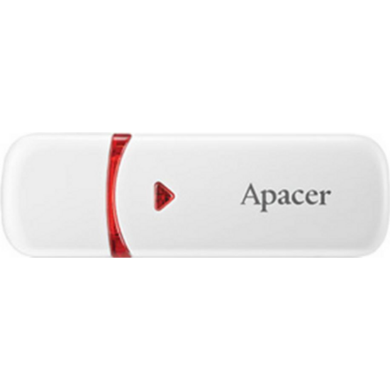 APACER AP8GAH333W-1 Pendrive - 8GB USB2.0 Fehér
