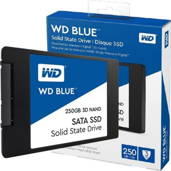 WESTERN DIGITAL WDS250G2B0A SSD 250GB