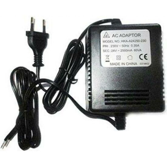 HIKVISION HKA-A24250-230 Tápegység; PTZ kamerákhoz; 24 VAC/2.5 A