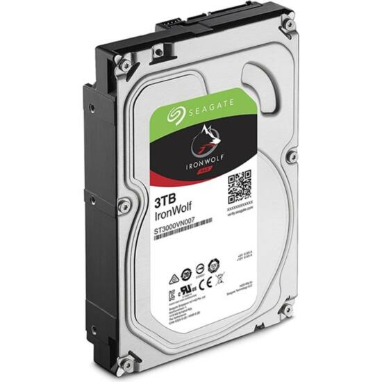 "SEAGATE ST3000VN007 Belső HDD 3.5"" 3TB"