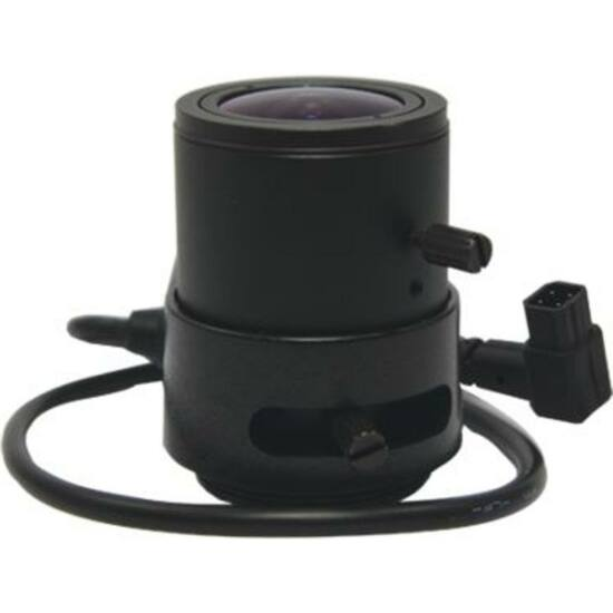 ACTI PLEN-0127 Vari-focal f2.8- DC Iris F1.4, Manual Focus, D/N, Megapixel, CS Mount Lens
