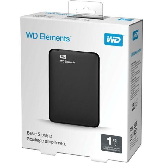 """WESTERN DIGITAL WDBUZG0010BBK Külső HDD 2.5"""" 1TB - -WESN"""