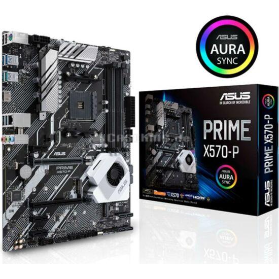 ASUS PRIME Alaplap - AMD X570-P AM4