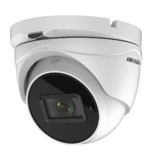 HIKVISION DS-2CE79U8T-IT3Z 8 MP THD motoros zoom EXIR dómkamera; OSD menüvel