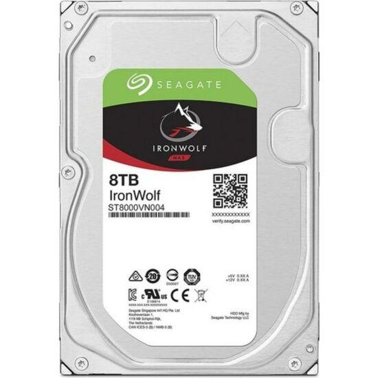 "SEAGATE ST8000VN004 Belső HDD 3.5"" 8TB"
