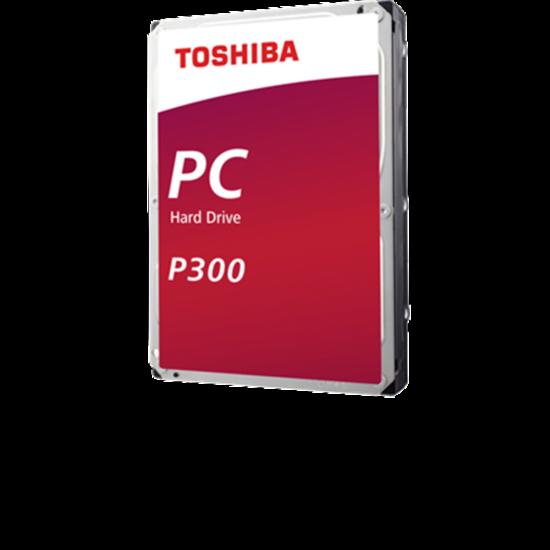 "TOSHIBA HDWD110EZSTA Belső HDD 3.5"" - P300 Performance 1TB"