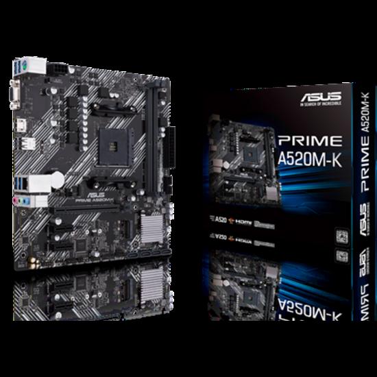 ASUS PRIME Alaplap - AMD AM4