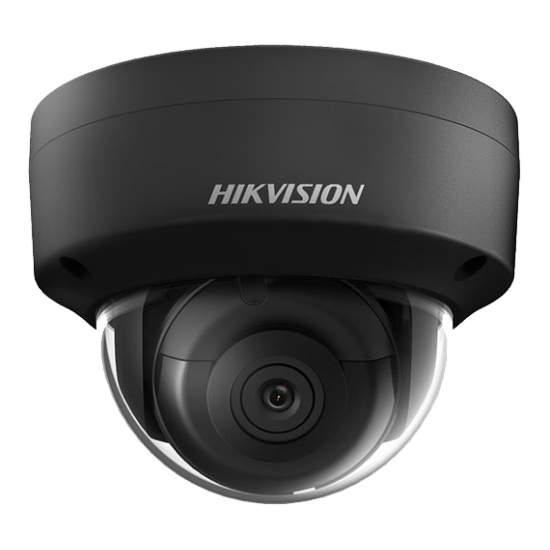 HIKVISION DS-2CD2183G0-I-B 8 MP WDR fix EXIR IP dómkamera; fekete