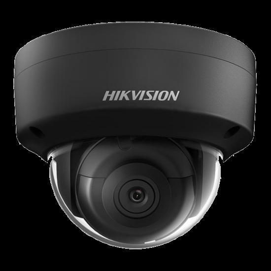 HIKVISION DS-2CD2185FWD-I-B 8 MP WDR fix EXIR IP dómkamera; fekete