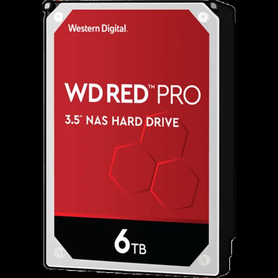 """WESTERN DIGITAL WD6003FFBX Belső HDD 3.5"""" 6TB"""