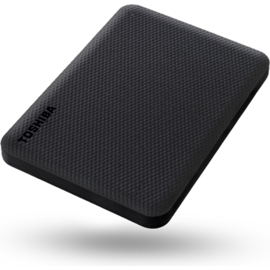 """TOSHIBA HDTCA40EK3CA Külső HDD 2.5"""" - 4TB Canvio Advance Fekete"""