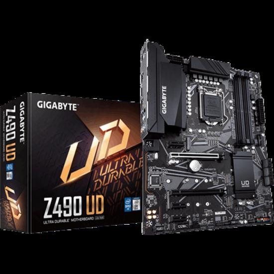 GIGABYTE Z490 Alaplap - Intel s1200