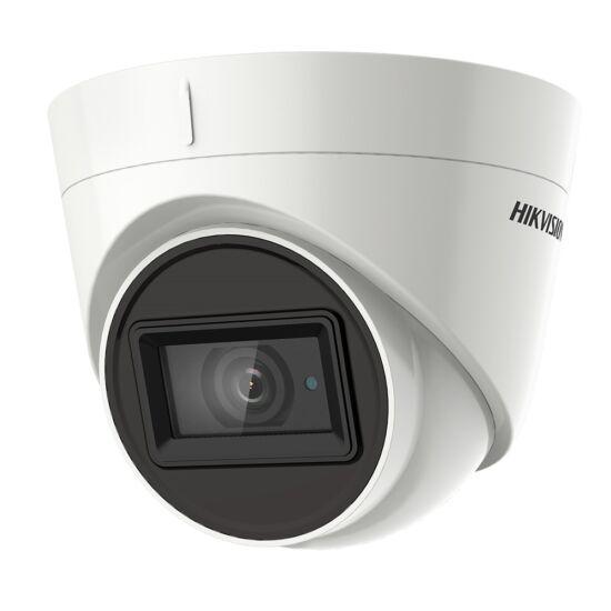 HIKVISION DS-2CE78U7T-IT3F 8 MP THD fix EXIR dómkamera; OSD menüvel; TVI/AHD/CVI/CVBS kimenet