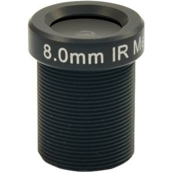 ACTI PLEN-4103 Fixed Focal f Fixed Iris F1.8, Fixed Focus, D/N, Megapixel, Board Mount Lens