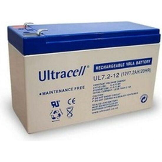 ULTRACELL AU-12070 12V7Ah akkumulátor