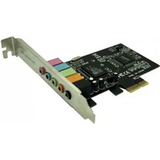 APPROX APPPCIE51 Hangkártya - PCI Express csatlakozás, 5.1 hangzás