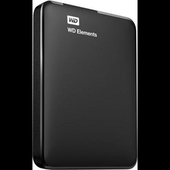 """WESTERN DIGITAL WDBU6Y0040BBK Külső HDD 2.5"""" 4TB"""