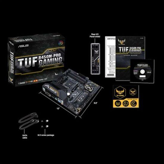 ASUS TUF Alaplap - AMD AM4