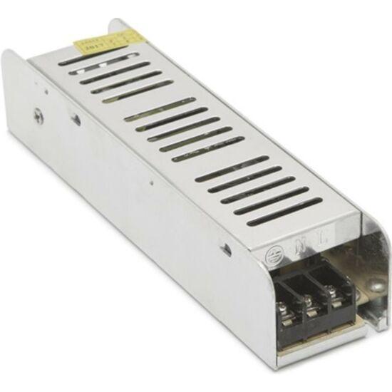 PHENOM 55002 Hálózati stabilizált tápegység, 12VDC 5A, 60W, ipari, rövidzár-, túlfeszültség- és hőmegfutás elleni védelem