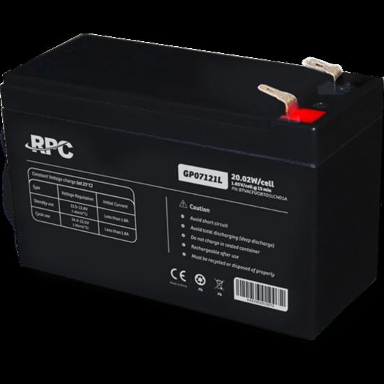 NJOY GP07121L Akkumulátor