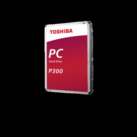 "TOSHIBA HDWD110UZSVA Belső HDD 3.5"" - P300 Performance 1TB"
